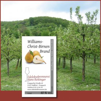 Williams-Christ-Birnen Brand